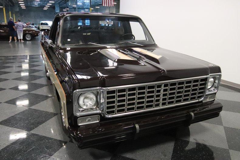 1975 GMC High Sierra 18