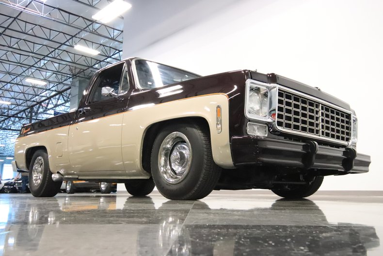 1975 GMC High Sierra 36