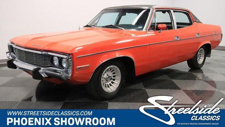 For Sale: 1973 AMC Matador