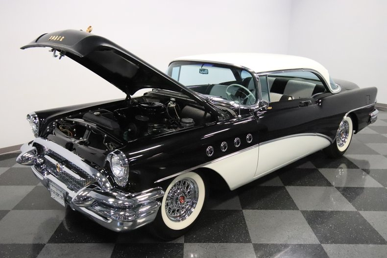 1955 Buick Roadmaster Riviera For Sale 66087 Motorious