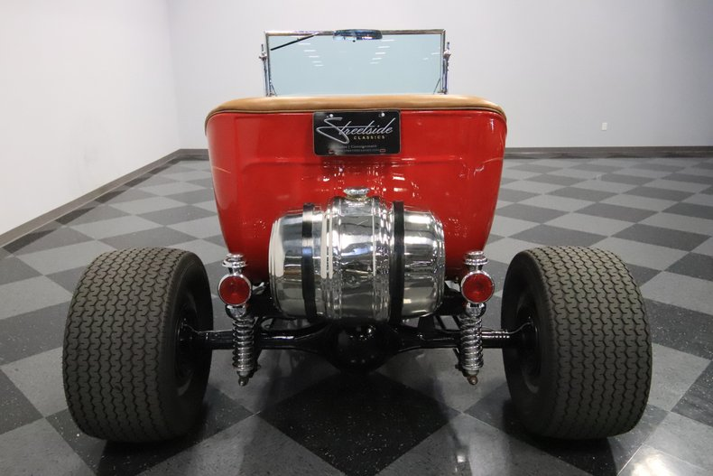 1923 Ford T-Bucket 11