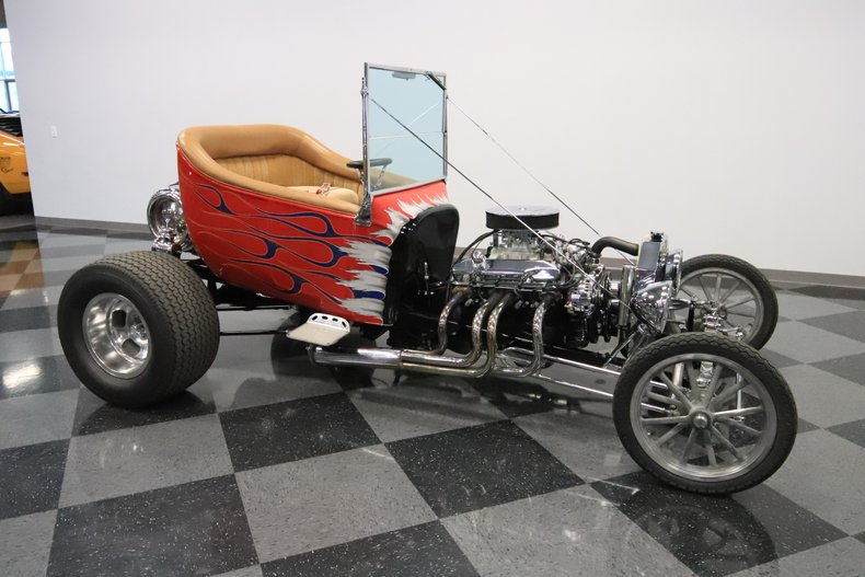 1923 Ford T-Bucket 16