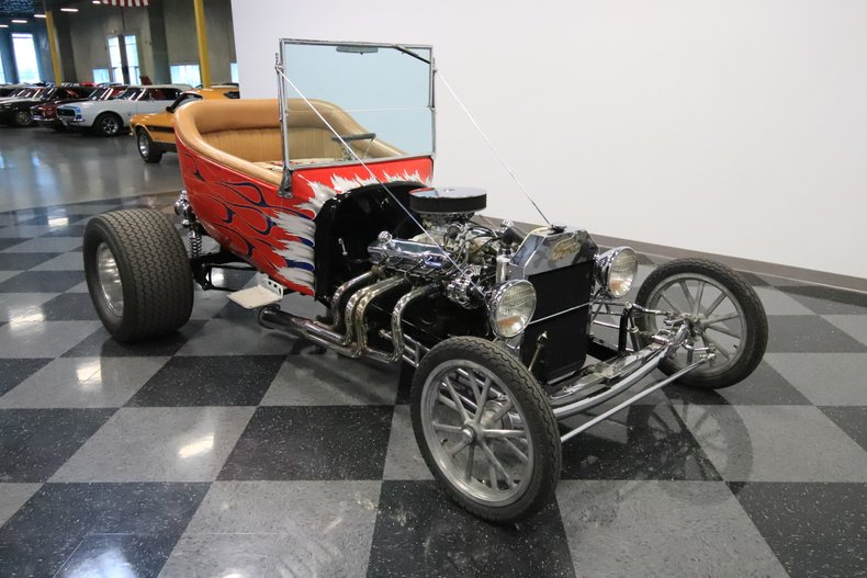 1923 Ford T-Bucket 17
