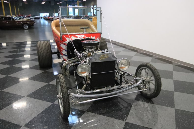 1923 Ford T-Bucket 18