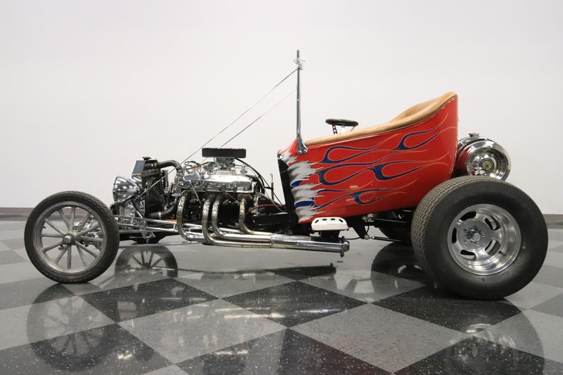 1923 Ford T-Bucket 24
