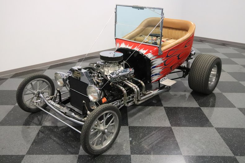 1923 Ford T-Bucket 21