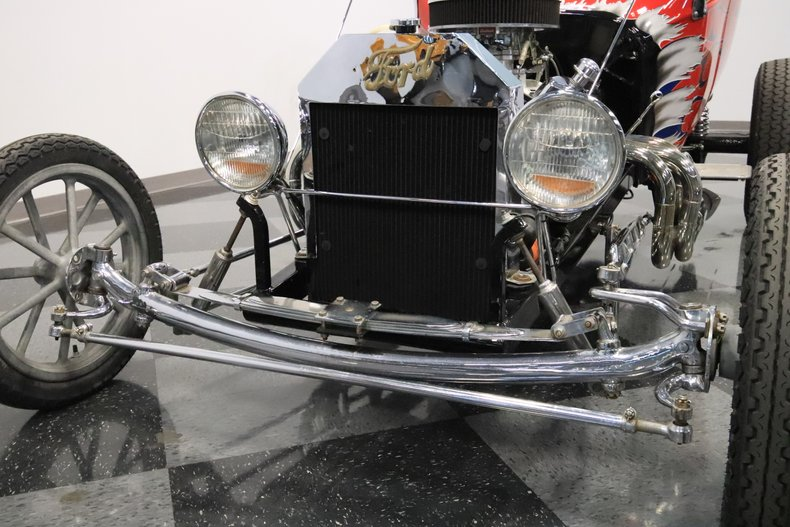 1923 Ford T-Bucket 22