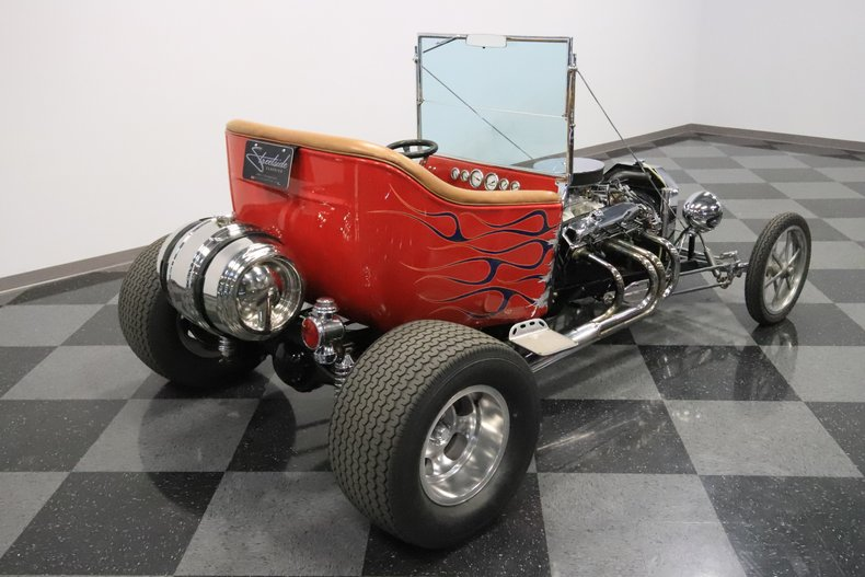 1923 Ford T-Bucket 28