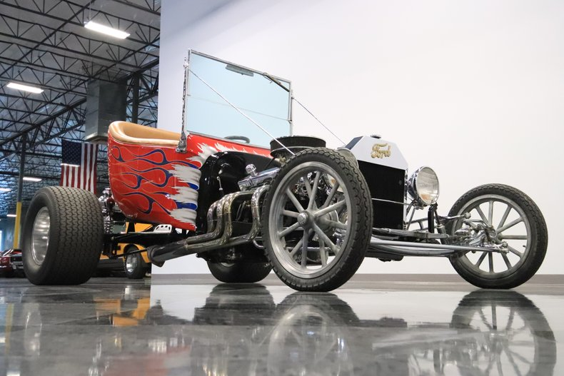 1923 Ford T-Bucket 34