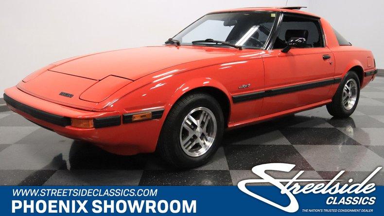 For Sale: 1983 Mazda RX-7