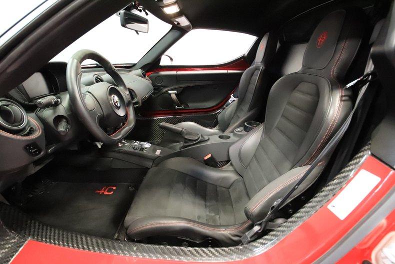 2015 Alfa Romeo 4C 4