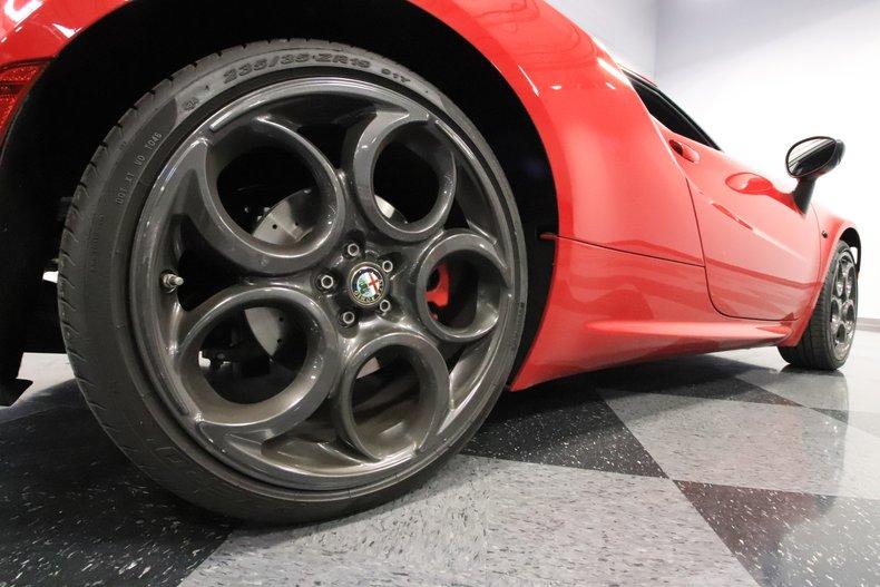 2015 Alfa Romeo 4C 30