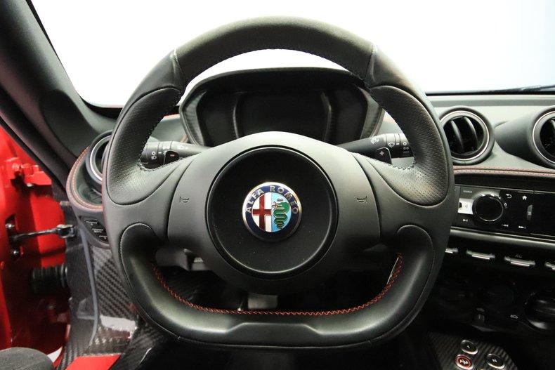 2015 Alfa Romeo 4C 44