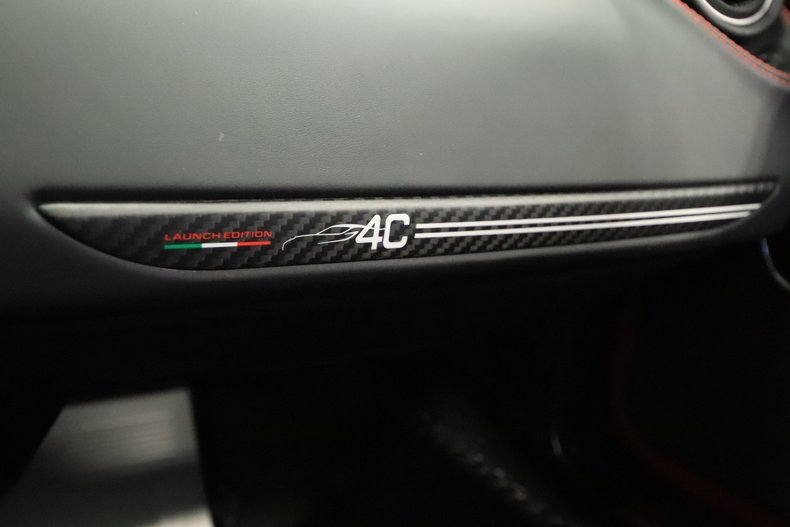 2015 Alfa Romeo 4C 55