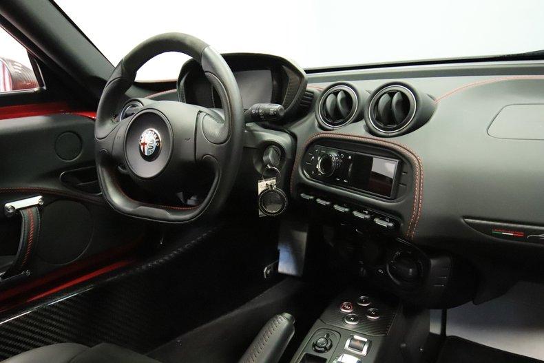 2015 Alfa Romeo 4C 60