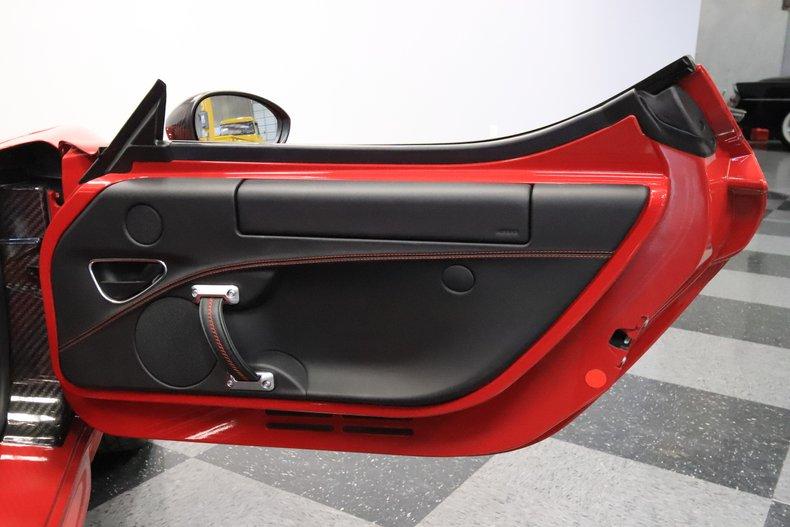 2015 Alfa Romeo 4C 63