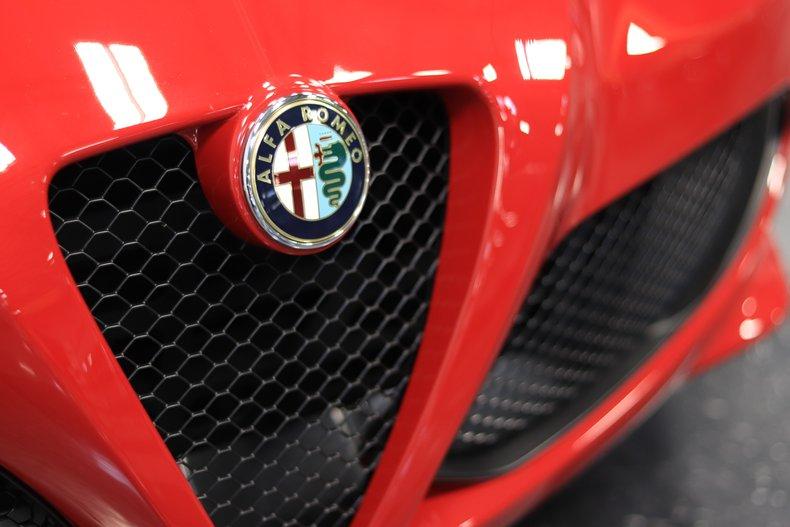 2015 Alfa Romeo 4C 74