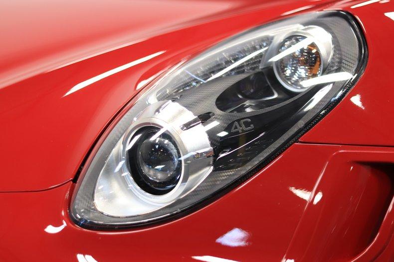 2015 Alfa Romeo 4C 73