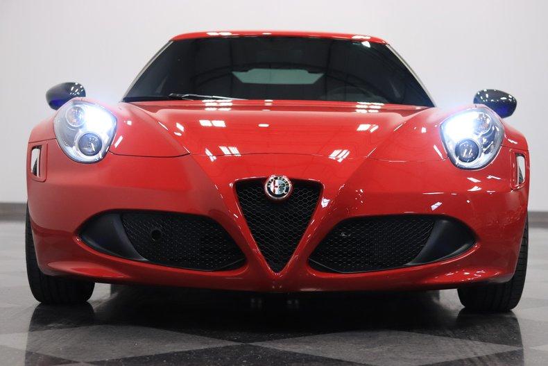 2015 Alfa Romeo 4C 71