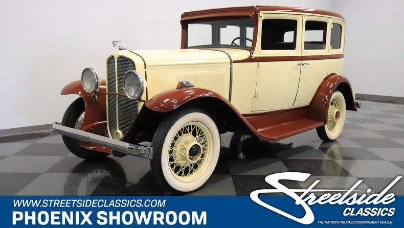 1931 Pontiac Sedan For Sale