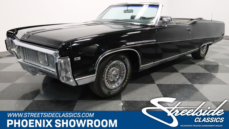 For Sale: 1969 Buick Electra 225