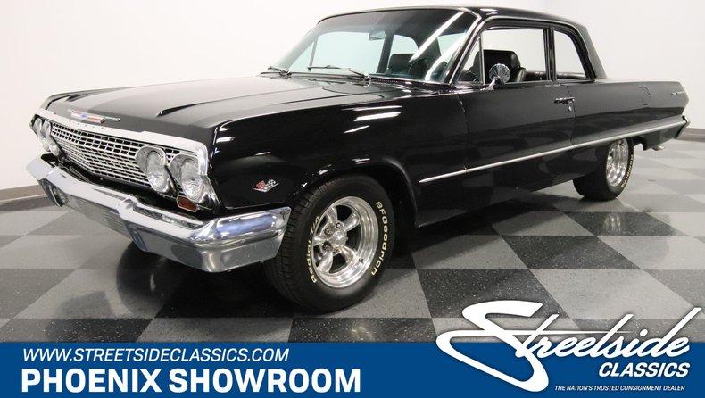 1963 Chevrolet Bel Air For Sale