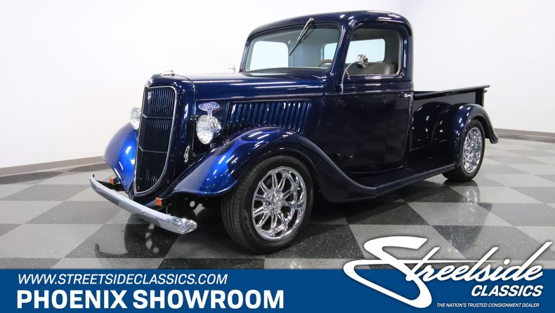 For Sale: 1936 Ford Pickup