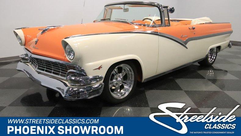 For Sale: 1956 Ford Sunliner