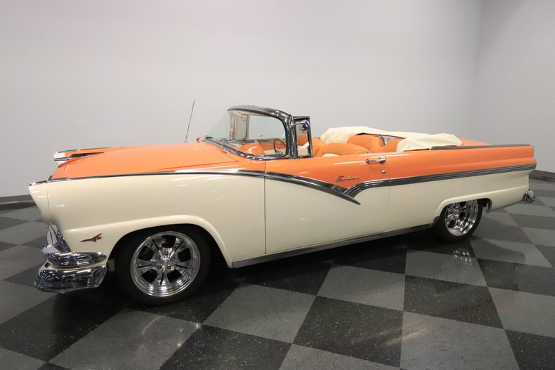 1956 Ford Sunliner 6