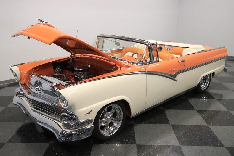 1956 Ford Sunliner 40