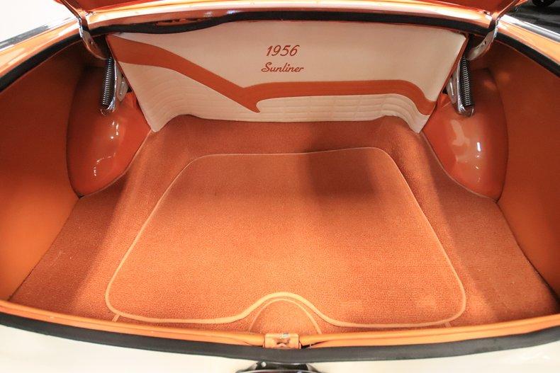 1956 Ford Sunliner 45