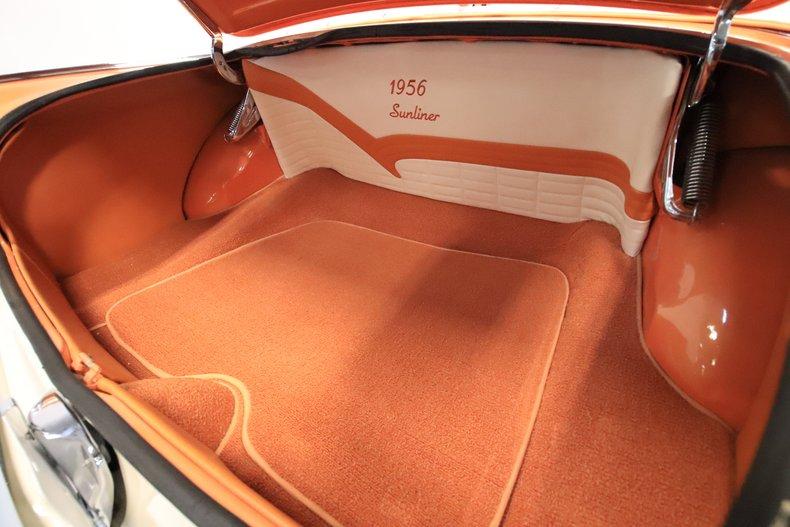 1956 Ford Sunliner 44