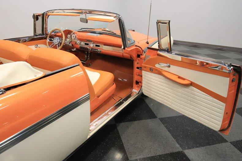 1956 Ford Sunliner 66