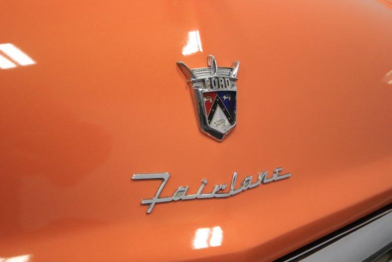 1956 Ford Sunliner 72