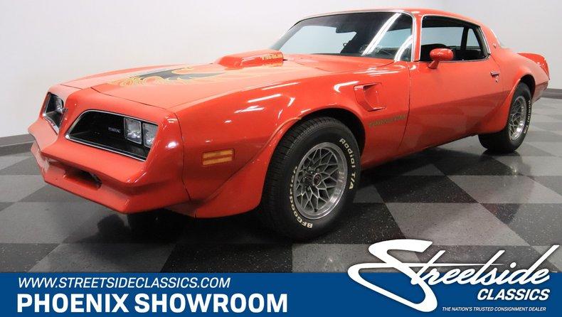1978 Pontiac Firebird 1