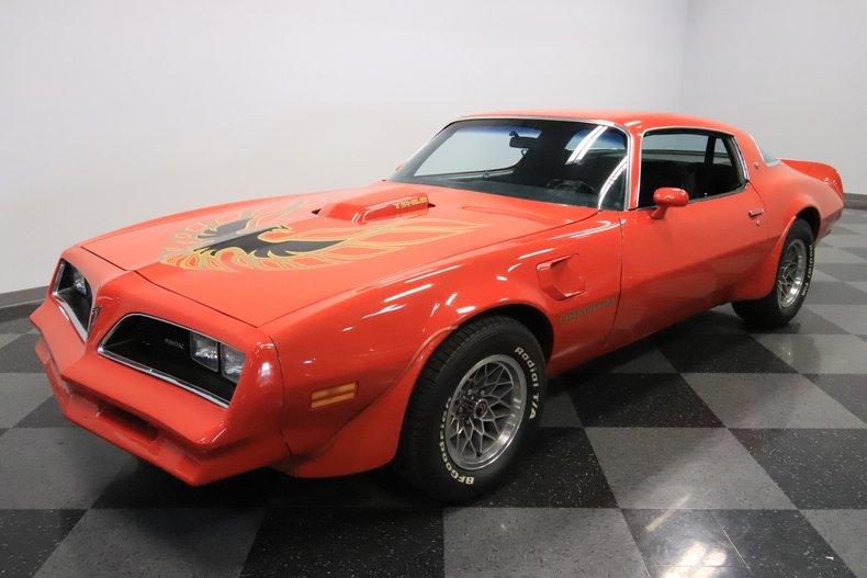 1978 Pontiac Firebird 5
