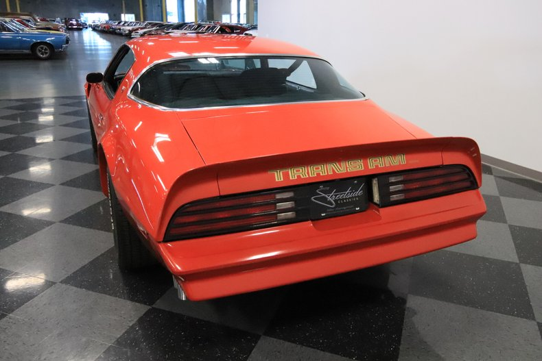 1978 Pontiac Firebird 10