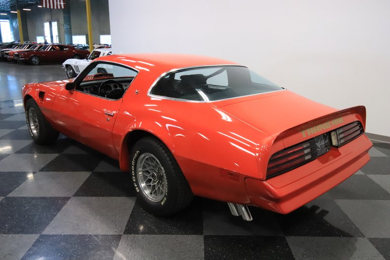 1978 Pontiac Firebird 9