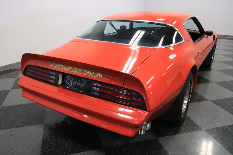 1978 Pontiac Firebird 12