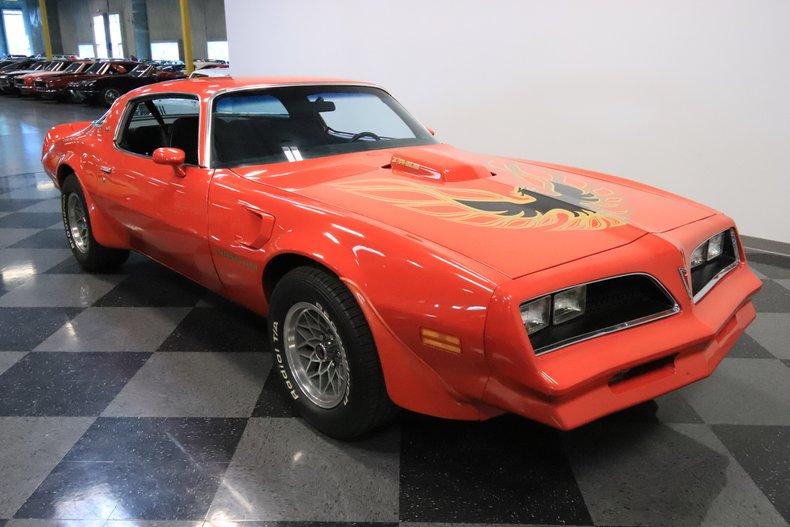 1978 Pontiac Firebird 17