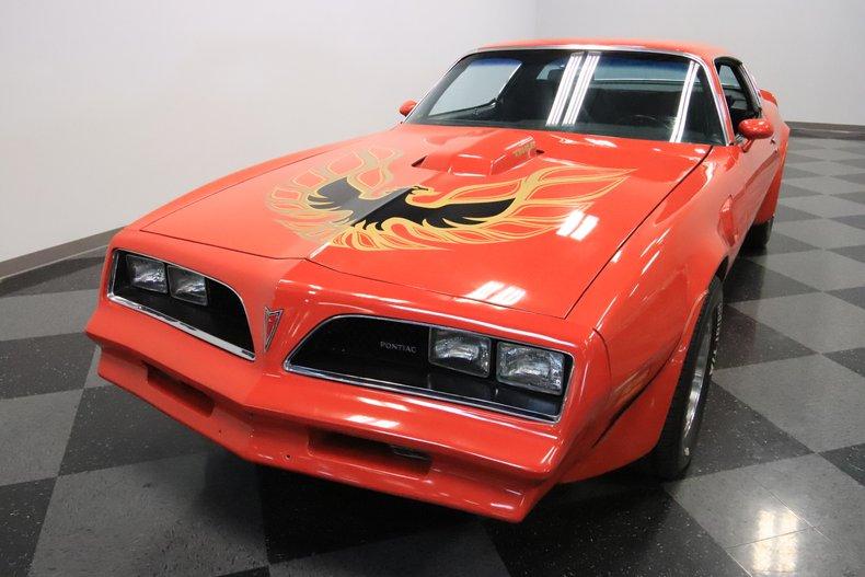 1978 Pontiac Firebird 20