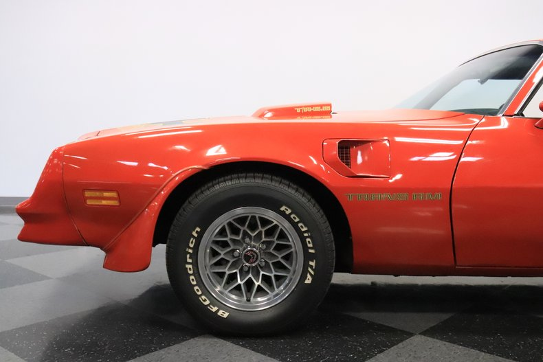 1978 Pontiac Firebird 25