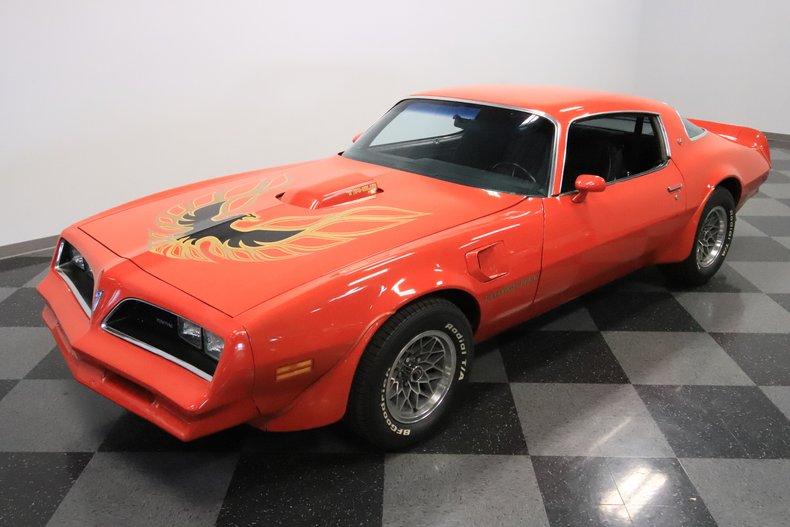 1978 Pontiac Firebird 21