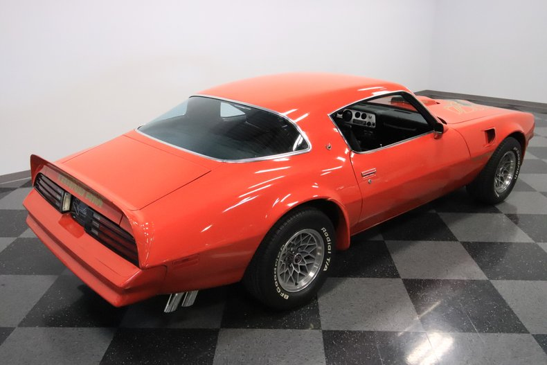 1978 Pontiac Firebird 29