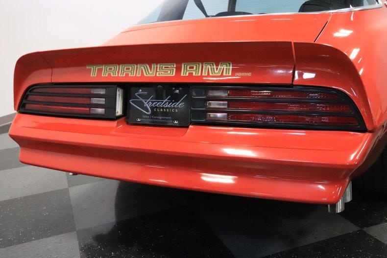 1978 Pontiac Firebird 30