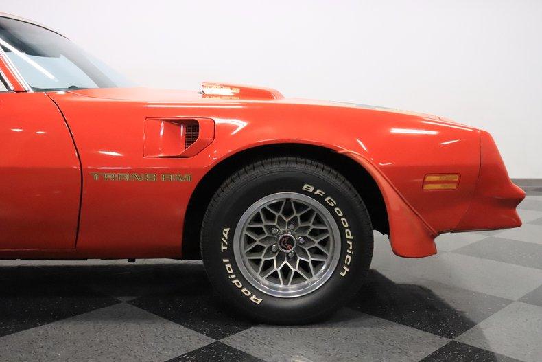 1978 Pontiac Firebird 35