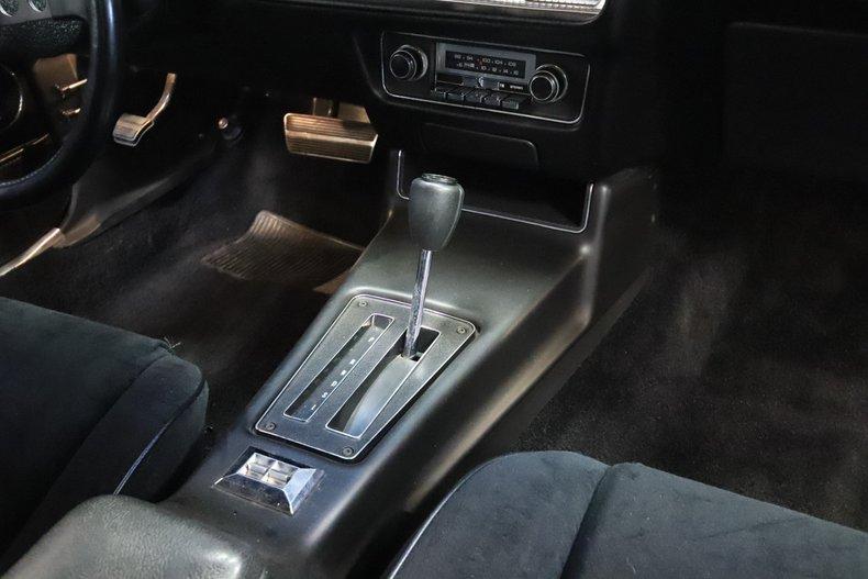 1978 Pontiac Firebird 63