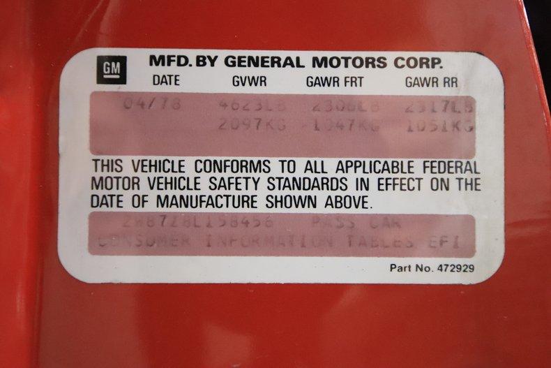 1978 Pontiac Firebird 72