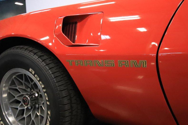 1978 Pontiac Firebird 79