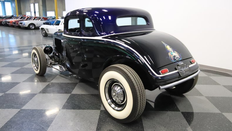 1934 Ford 5-Window 9